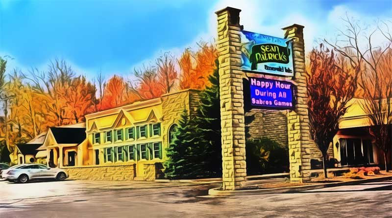 wedding venues williamsville